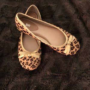 BP Edie leopard flat brand new never used
